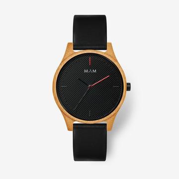 Relojes de hombre urbanos hechos a base de madera sostenible 7d276b05ea58